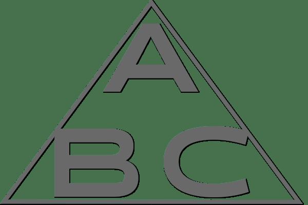 visual branding pyramid