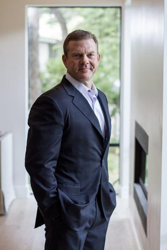 business man corporate portrait
