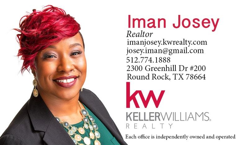 Iman Josey business Card