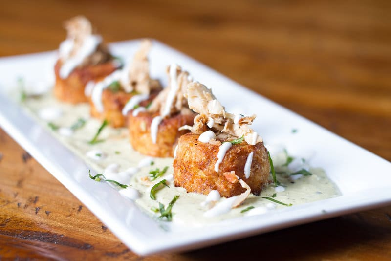 squash and chicken appetizers