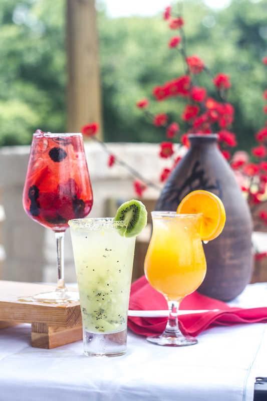 Drinks on Us!