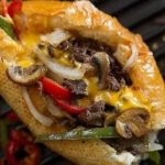 Gagas Rolling Diner Philly Cheesesteak